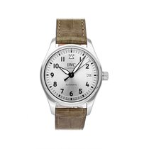 IWC Pilot's Watch Automatic 36 Stahl 36mm Silber