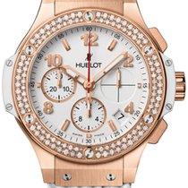 Hublot Big Bang 41 mm Rose gold 41mm White Arabic numerals