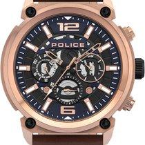 Police Stahl PL14378JSR.03 neu Deutschland, Gotha