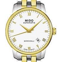 Mido Baroncelli II M86009261 New Steel Automatic