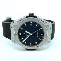 Hublot Classic Fusion 45, 42, 38, 33 mm nuevo 2020 Automático Reloj con estuche y documentos originales 542.NX.1171.LR
