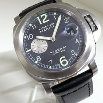 Panerai Luminor Marina Automatic Stahl 44mm Blau Deutschland, Bad Abbach