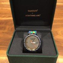 Swatch SO27Z708 Jamais portée 47mm Quartz