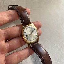 Omega Genève Steel 35mm Silver No numerals United States of America, New Jersey, West orange