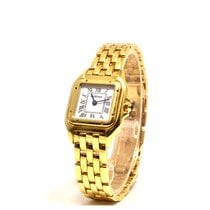 Cartier Panthère Yellow gold 22mm White Roman numerals United States of America, Florida, Miami