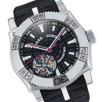 Roger Dubuis new Manual winding 48mm Steel Sapphire crystal