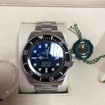 Rolex Sea-Dweller Deepsea 126660 D-BLUE Odlično Zeljezo 44mm Automatika Hrvatska, sisak
