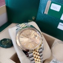 Rolex Datejust 126333 Very good Gold/Steel 41mm Automatic United States of America, New Jersey, Totowa