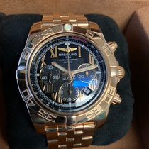 Breitling HB0110 Oro rosa 2013 Chronomat 44 44mm usados