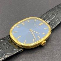 Patek Philippe Golden Ellipse Yellow gold 27mm Blue No numerals