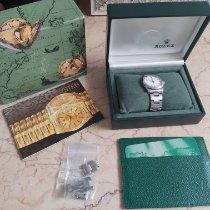 Rolex Oyster Perpetual 26 Acero 26mm Plata Romanos España, Benalmadena