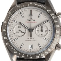 Omega Speedmaster Professional Moonwatch Cerámica 44mm Plata