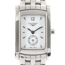 Longines DolceVita Steel 24.5mm White