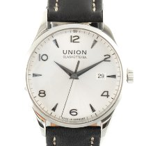 Union Glashütte Noramis Date Steel 40mm Silver