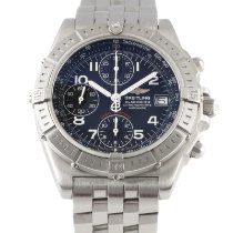 Breitling Blackbird Steel 40mm Black