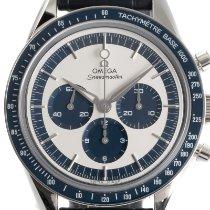 Omega Speedmaster Professional Moonwatch Acero 39.5mm Plata