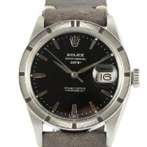 Rolex 1501 Steel 1962 Oyster Perpetual Date 34mm pre-owned
