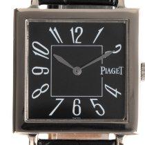 Piaget Altiplano Oro blanco 30.5mm Negro