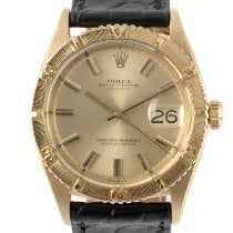 Rolex Datejust Turn-O-Graph Yellow gold 36mm Gold
