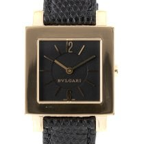 Bulgari Yellow gold 29mm Quartz SQ29GL pre-owned