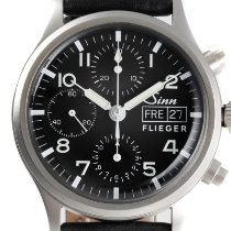 Sinn Steel 38.5mm Automatic 356 pre-owned