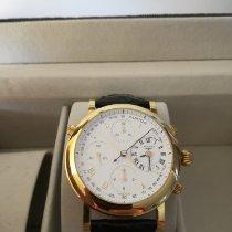 Longines Yellow gold Automatic White Roman numerals 38mm new La Grande Classique