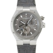 Vacheron Constantin Overseas Dual Time Steel 42mm Grey