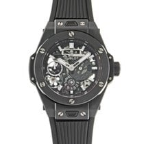 Hublot Cerámica Cuerda manual 45mm usados Big Bang Meca-10