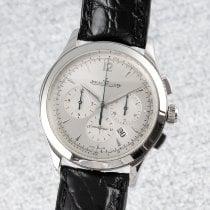 Jaeger-LeCoultre Master Chronograph Stahl 40mm Silber Deutschland, Chemnitz