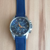 Jacques Lemans Sport Liverpool Steel 445mm Blue