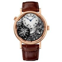 Breguet 7067br/g1/9w6 Rose gold Tradition 40mm new