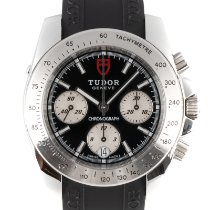 Tudor Sport Chronograph Steel 40.5mm Black