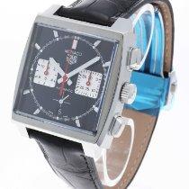 TAG Heuer Monaco novo 2020 Automático Cronógrafo Relógio com caixa e documentos originais CBL2113.FC6177