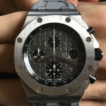 Audemars Piguet 26470ST.OO.A104CR.01 Acero 2014 Royal Oak Offshore Chronograph 42mm usados