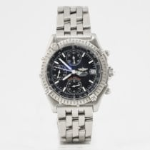 Breitling A13350 Steel 1990 Blackbird 40mm pre-owned United States of America, New York, New York