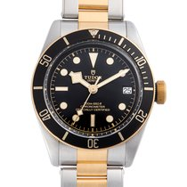 Tudor Black Bay S&G Acero 41mm Negro