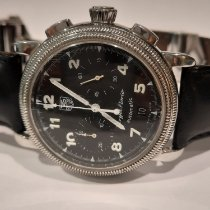 TAG Heuer Targa Florio Steel 41mm Black Arabic numerals