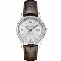 Hamilton Jazzmaster Viewmatic new 2020 Automatic Watch with original box and original papers H32515555