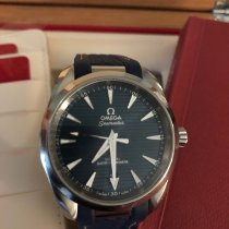 Omega Seamaster Aqua Terra Steel 38mm Blue No numerals United States of America, Florida, Sorrento