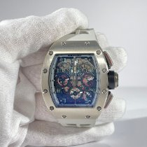 Richard Mille White gold 50mm Automatic RM011 new United States of America, Florida, Miami
