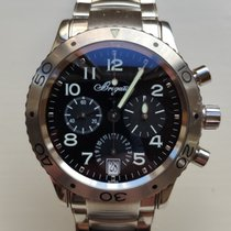 Breguet Steel 39mm Automatic 87551 pre-owned United States of America, Texas, Houston