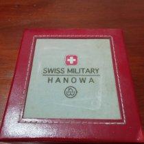 Swiss Military usados Automático Plata