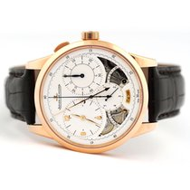 Jaeger-LeCoultre Duomètre Rose gold 42mm Silver United States of America, Florida, Aventura