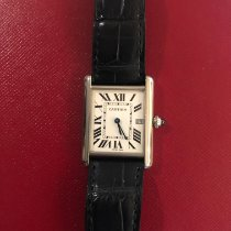 Cartier Tank Louis Cartier White gold 33mm White Roman numerals United States of America, New York, NEW YORK