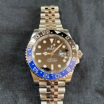 Rolex GMT-Master II Steel 40mm Black No numerals United States of America, California, Rocklin