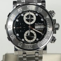 Paul Picot Steel 43mm Automatic 1027.SG pre-owned United States of America, Nevada, Las Vegas