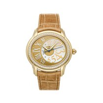 Audemars Piguet Millenary Ladies Yellow gold 39.5mm Champagne United States of America, Pennsylvania, Bala Cynwyd