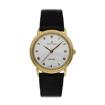 Blancpain Villeret Ultra-Slim Yellow gold 33mm White Roman numerals United States of America, Pennsylvania, Bala Cynwyd
