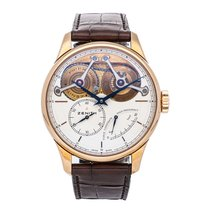 Zenith Academy 18.2210.4810/01.C713 Very good Rose gold 45mm Manual winding