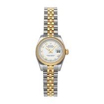 Rolex Lady-Datejust Steel 26mm White Roman numerals United States of America, Pennsylvania, Bala Cynwyd